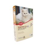 SOLANO Solpreme Cat Spot On - Fleas and Flies Protection Control (Large)