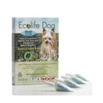 Solano Ecolife Dog Spot On - Natural Repellent Protection Against Fleas, Ticks and Mosquitoes (Small)
