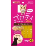 Sunrise Nyanta Perotei Kiss Duo-Pack Tuna & Scallop Liquid Cat Treats