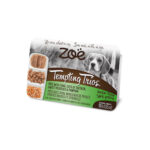 Zoë Tempting Trios Tuna, Chicken, Sweet Potatoes & Pumpkin Grain-Free Wet Dog Food, 100g