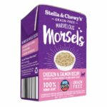 Stella & Chewy's Marvelous Morsels Chicken & Salmon Medley Wet Cat Food