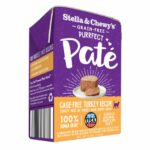 Stella & Chewy's Purrfect Paté Cage-Free Turkey Recipe Wet Cat Food