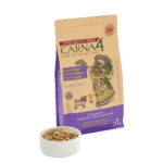 Carna4 Easy-Chew Fish Quick-Baked Air-Dried Dog Food, 4.4lb