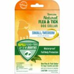 Tropiclean Natural Flea & Tick Collar For Small Dogs