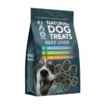 Uno Doggo Beef Liver Natural Dog Treats, 250g