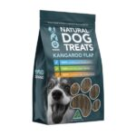 Uno Doggo Kangaroo Flap Natural Dog Treats, 250g