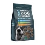 Uno Doggo Kangaroo Ribs Natural Dog Treats, 250g