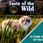 is there taurine in taste of the wild cat food featured image