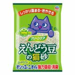 Earth Pet Green Pea Original Clumping Cat Litter, 6L