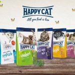 happy cat range of products