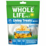 Whole Life Pet Living Treats Real Cheddar Cheese Freeze-Dried Dog Treats, 3oz