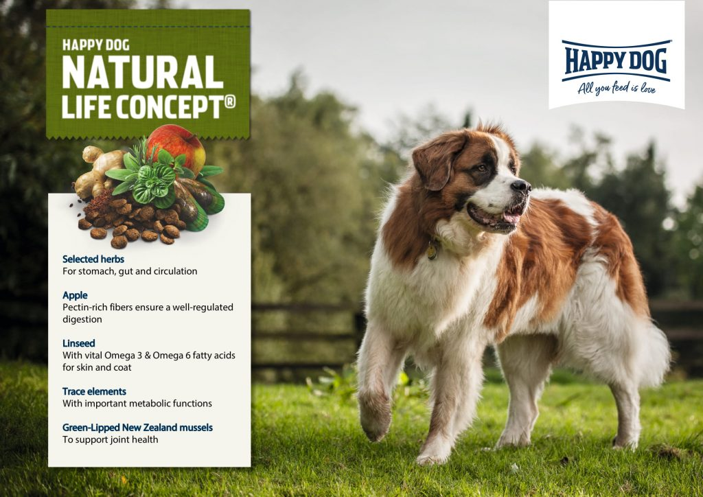 happy dog brand spotlight Natural Life Concept