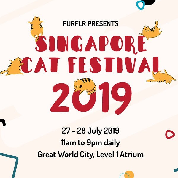 singapore cat festival poster featured image
