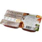 FurFresh Australian Beef with Veggies & Chia Frozen Dog Food, 500g