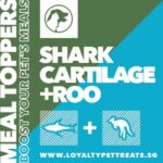 Loyalty Pet Treats Shark Cartilage + Roo Powder Meal Topper, 15g