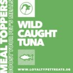 Loyalty Pet Treats Wild Caught Tuna Powder Meal Topper, 15g