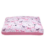 DreamCastle Coco The Princess Natural Dog Bed