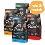 4 FOR $169.9: Absolute Holistic Air Dried Dog Food 1kg