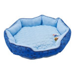 Marukan Cooling Bed (Navy Blue)