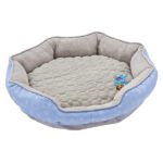 Marukan Cooling Bed (Blue Grey)