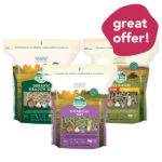 2 FOR $19: Oxbow Meadow Hay, Botanical Hay, Hay Blend