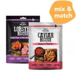 MIX & MATCH: Absolute Holistic Bisque Liquid Treats For Dogs & Cats
