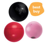 20% OFF: KONG – Classic Ball, Puppy Ball, Extreme Ball