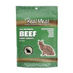 Real Meat All-Natural Air Dried Beef Jerky Treats in 3oz