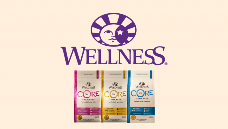 wellness core cat promo banner