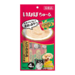 INABA Wan Churu Chicken Fillet & Beef Soft Dog Treats