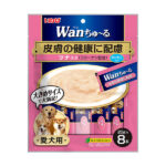 INABA Wan Churu Chicken with Tuna (Skin & Coat) Functional Soft Treats