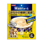 INABA Wan Churu Chicken with Vegetables (Digestive Support) Functional Soft Treats