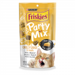Friskies Party Mix Cat Treats - Cheezy Craze 60g
