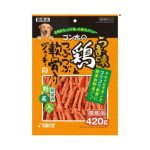 Sunrise Soft Chicken with Cartilago Jerky and Veggie Treat for Dogs 420g
