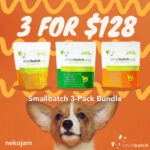 smallbatch 3 for $128 bundle deal