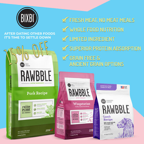 bibi rawbble promotion
